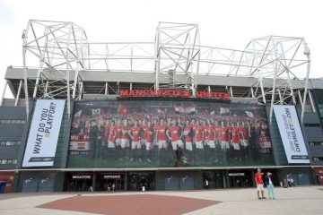 Old Trafford, estádio do Manchester United