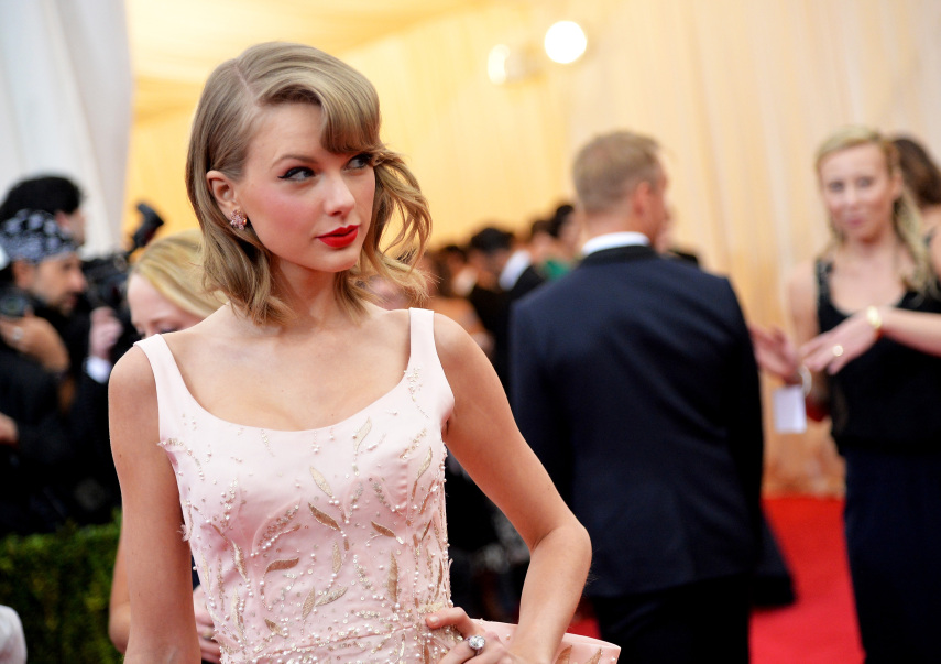 Taylor Swift (Créditos: Getty Images)