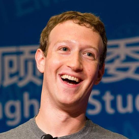 Mark Zuckerberg, o criador do Facebook