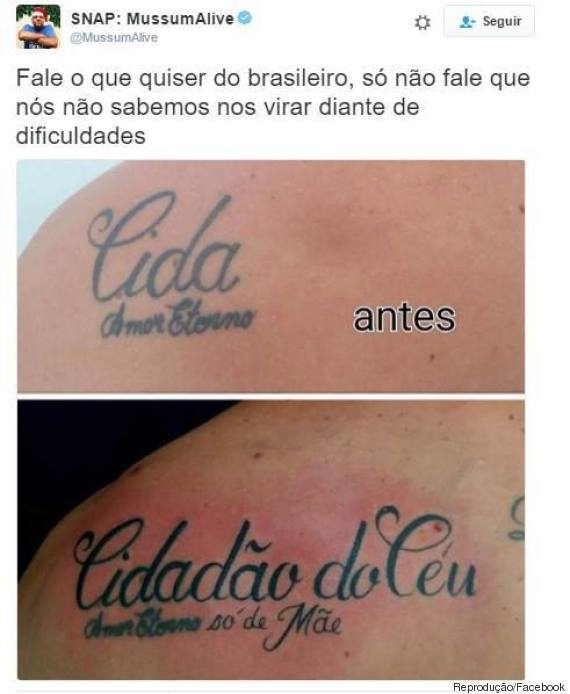 Suficiente Ideias para cobrir tattoo de ex – Virgula ZN68