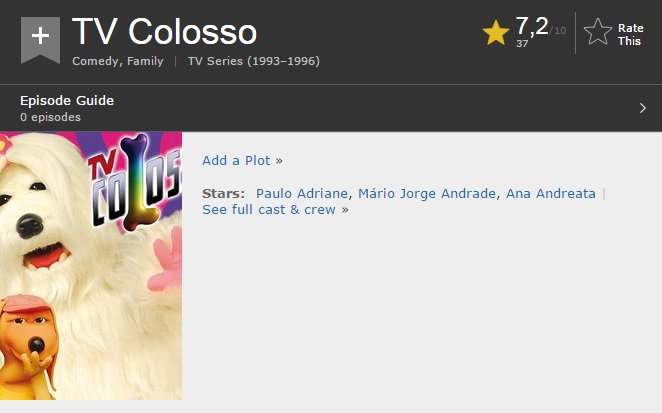 tv colosso