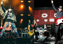 Guns N' Roses e The Who