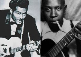 Chuck Berry e Robert Johnson