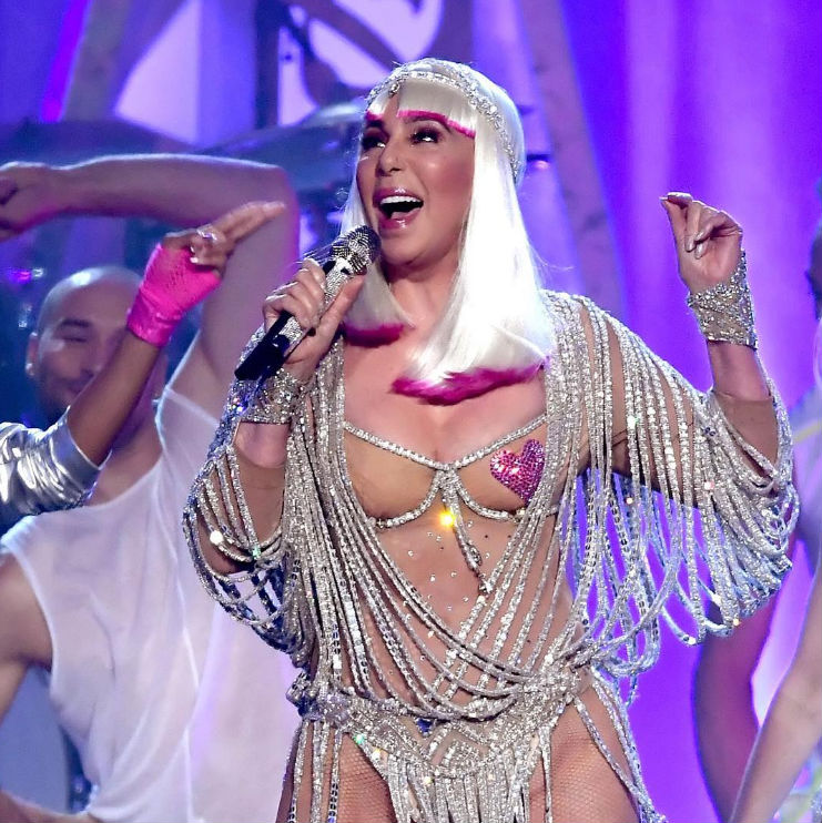 Cher canta 'Believe' no BBMA 2017