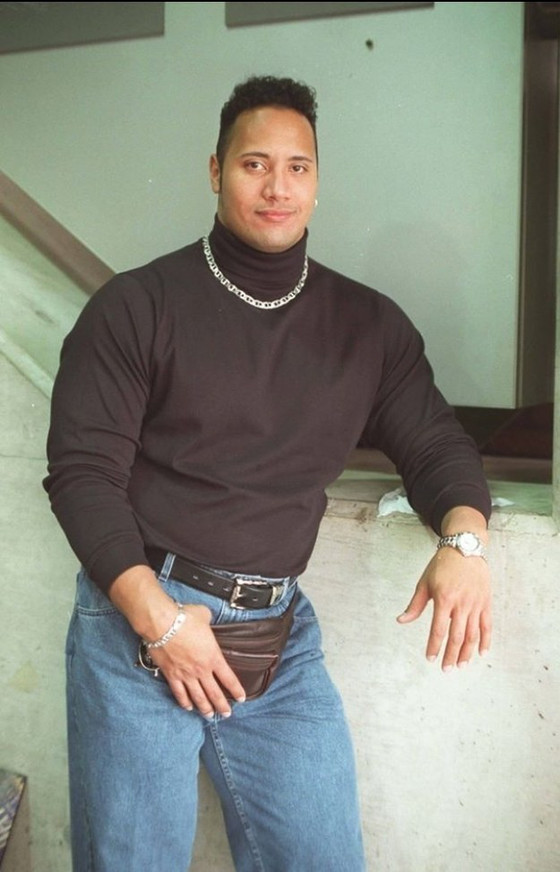 The Rock na juventude