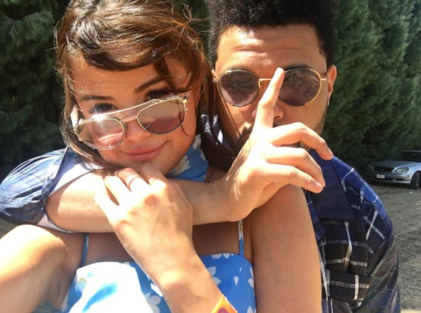 Selena e The Weeknd