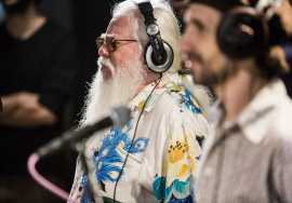 Hermeto Pascoal e André Marques