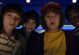 Netflix divulga trailer de Stranger Things 2
