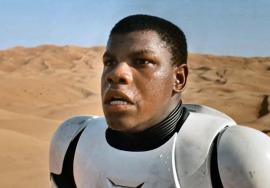 John Boyega é protagonista de 'Game of Thrones'