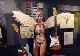 Exposição 'Nirvana: Taking Punk To The Masses'