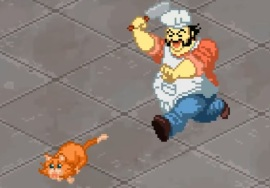 Is this the most racist video game ever? Dirty Chinese Restaurant lets players chop up cats and dogs for dinner and run the kitchen at 'sweatshop speed'